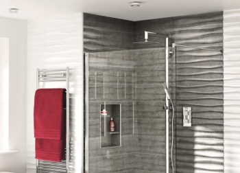 Aqata Spectra SP400 walk in shower