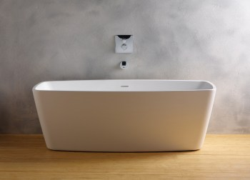 Sottini Crostolo 170x80 double ended freestanding bath