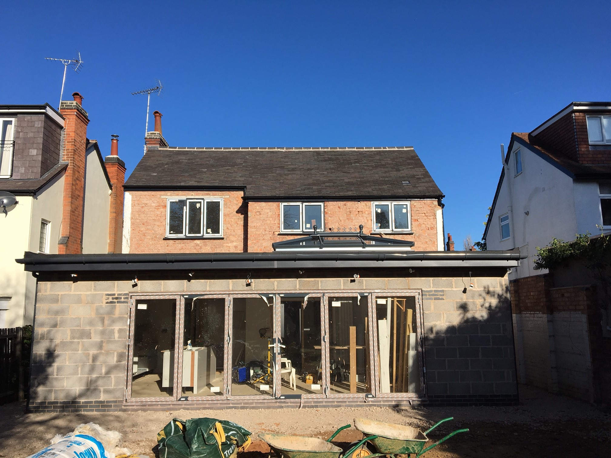 House Extension Leicester